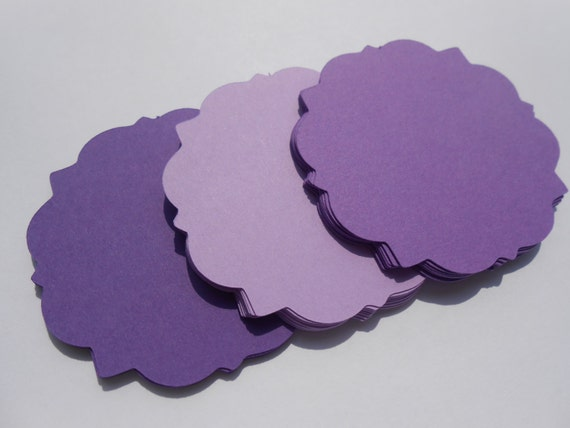 50 Square Tags. Choose your Colors, Size, & Shape.  Weddings, Favor, Wishing Tree, Escort, Gift, Table