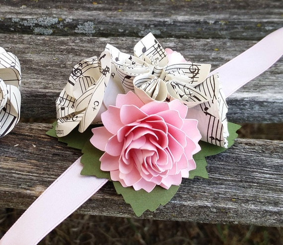 Custom Corsage. CHOOSE YOUR COLORS. Wrist or Pin-On. Weddings, Prom, Bridesmaid, Flower Girl, Homecoming, Etc.