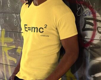 288cf8eec E=mc2 T-Shirt