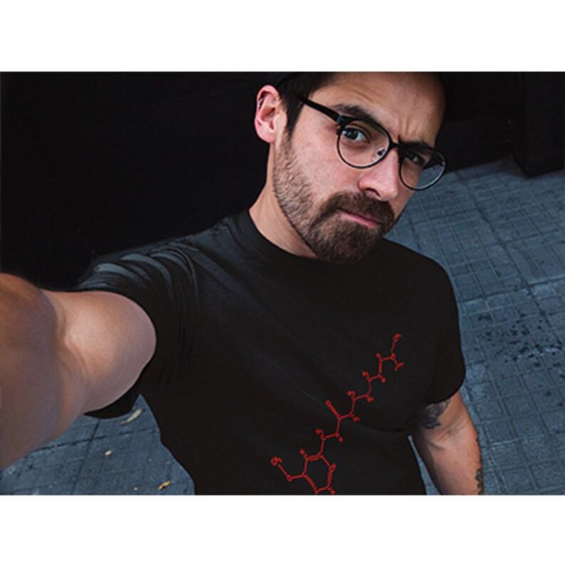 Capsaicin Molecule  Chemistry T-Shirt image 0