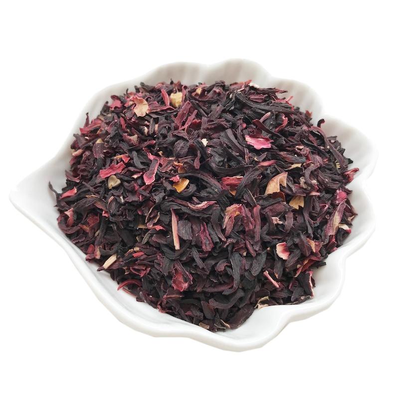 1 Oz Organic Kosher Certified Botanical Dried Edible Hibiscus Etsy