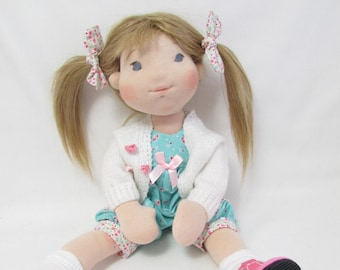 Waldorf Inspired doll - Millie