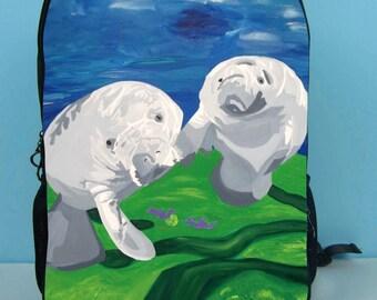 98d30e8e3c17 Manatee bag | Etsy
