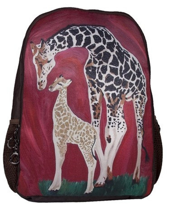 Support Wildlife Conservation Horse Lunch Bag Tote by Salvador Kitti Read