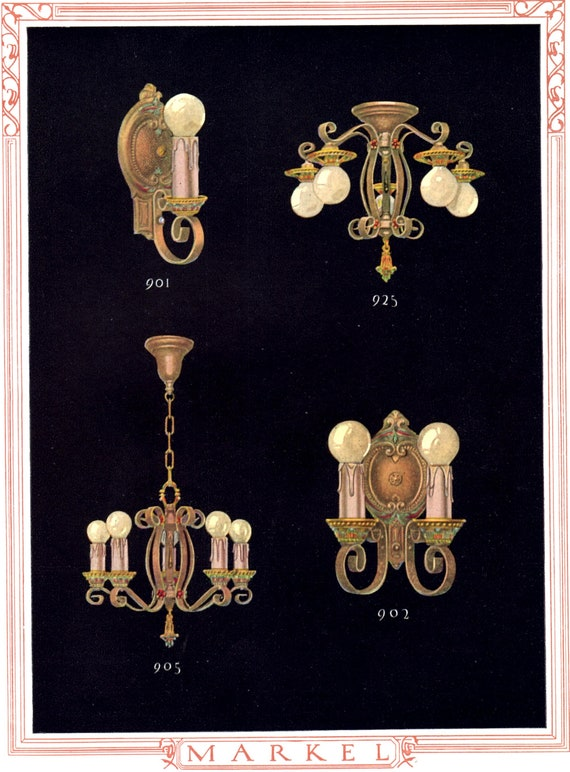 """5 Painted 25w 2.5/"""" GOLD Bulbs forArt Deco 1920s 1930s Bare Bulb Fixtures"""