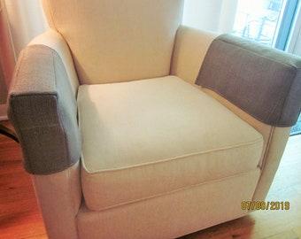 Wondrous Sofa Arm Covers Etsy Uwap Interior Chair Design Uwaporg