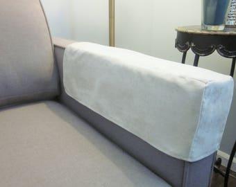 sofa arm covers etsy rh etsy com sofa arm covers square sofa arm covers amazon