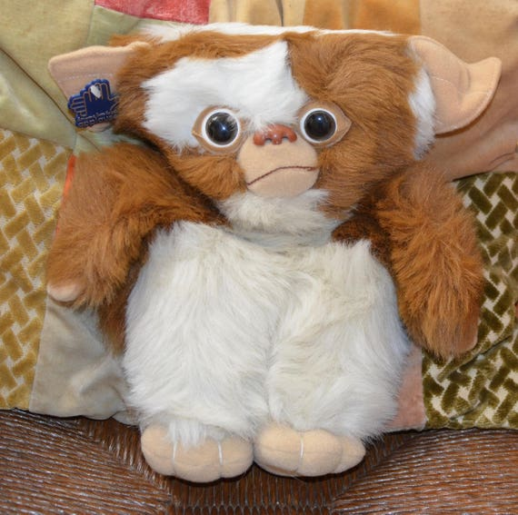 Applause Gremlin Gizmo Puppet Plush Toy Gremlins Movie 1984 Etsy
