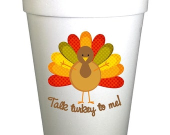 Thanksgiving Cups