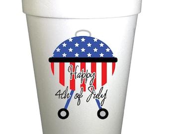July 4th & Patriotic Cup