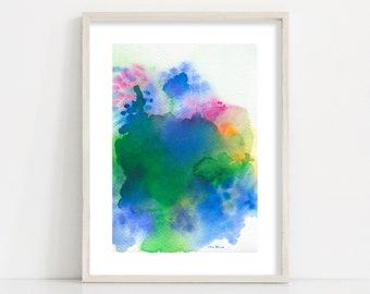 PRINTS | Colour & Shape