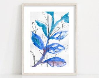 PRINTS | Botanical