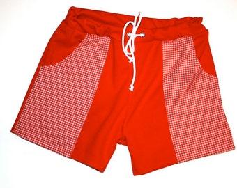 d1e346a145b31 Frankie Four Handmade Vintage Style Men's Red Polka-Dot | Etsy
