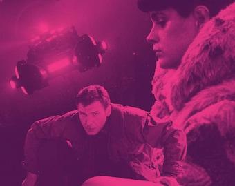 Blade Runner Film Poster