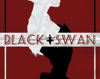 Black Swan Film Poster v1