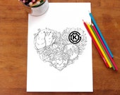 Love Heart by Kelly O'Gorman
