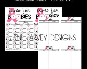 Breast Cancer Bunco Set