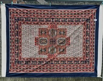 Hippie Bed Throw plus Pillowcases, 172cm x 234cm