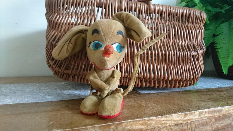 Kamar Plush Mouse 1964