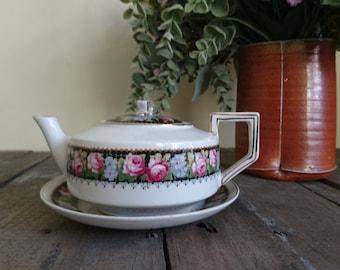 Tea for One, Teapot