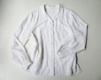 4645ab50e5e7d white lace blouse