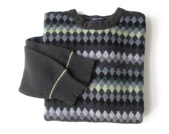 Lambretta Biscuit Plain Knitted Roll Neck Jumper …