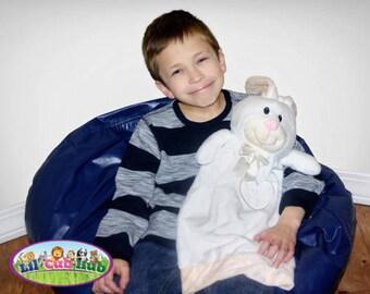 1d8e8d41b3d1 Personalized Baby Gift Stuffed Animal Bunny Rabbit Snuggly Blanket  Keepsake, Easter Basket Gift, Monogrammed, Baby Shower Gift
