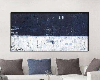60x30 Inch Extra Large Abstract Painting. Extra Large Wall Art. Large Abstract Painting. XL Abstract Art. XL Painting. Large Wall Art