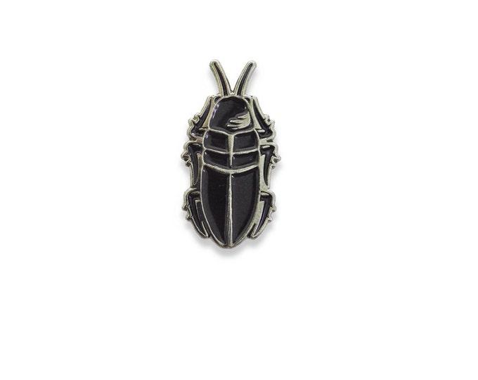 Cockroach Enamel Pin