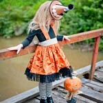 Sale, Halloween Jumper, Witch Costume, Limited Edition