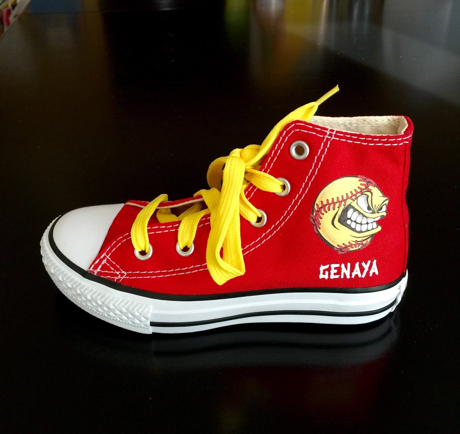 personalized converse with name