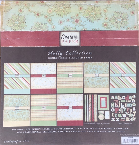 New DIY Christmas 12x12 Paper /& Embellishments SIMPLE STORIES Save 60/% b