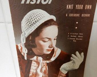 0cd06604d40e Crochet Patterns - Vintage