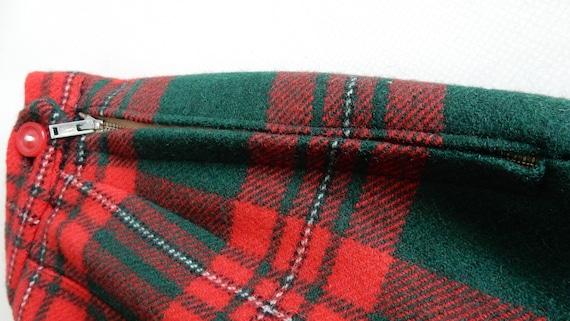 Kilt, 1960s, Red tartan