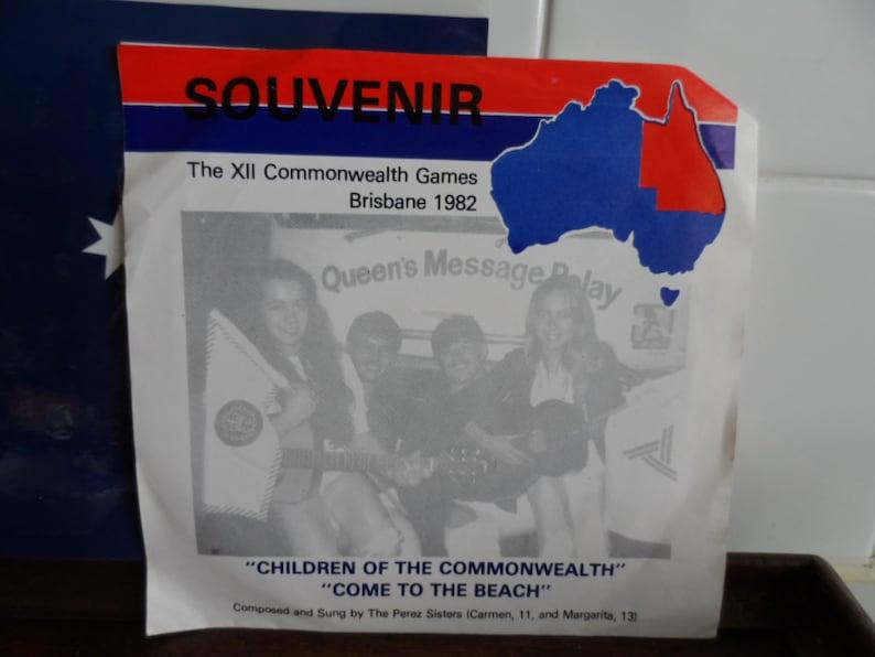 Commonwealth Games 1982 Brisbane Australia