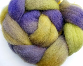 Roving Kettle Dyed Texel 100g