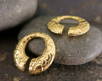 Ear Weight , Gold plated