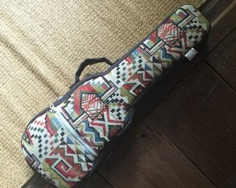 Concert Ukulele Case  - Ukulele Case with hidden pocket (Ready to ship)