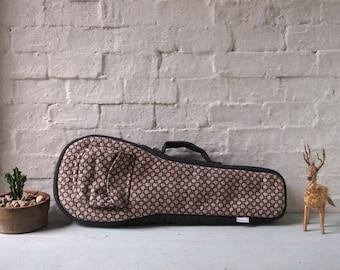 Ukelele soprano caso - tejido algodón ukelele. (Listos para enviar)