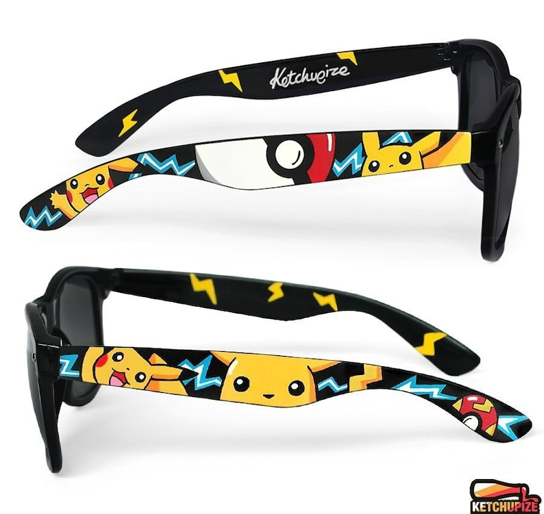 Spielzeug New Pokemon Go Eyeglass Sunglass Eye Glasses