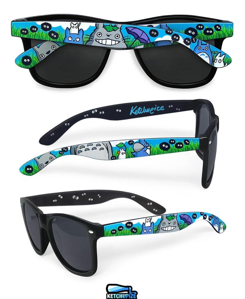 f2f47c0c261 My Neighbour Totoro sunglasses anime kawaii Wayfarer studio