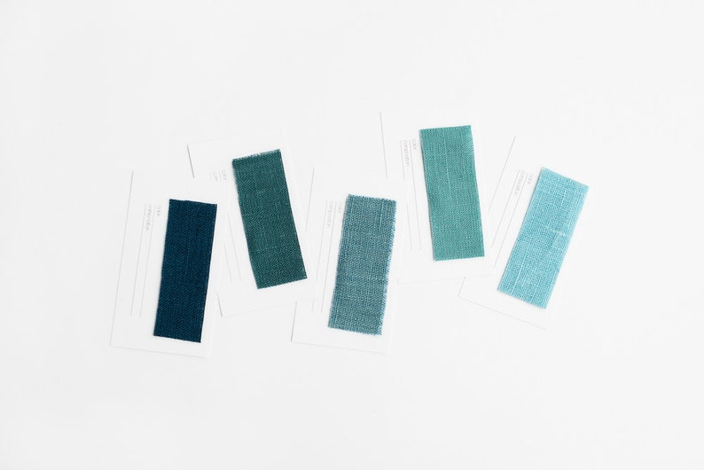 Fabric swatch cards image 0