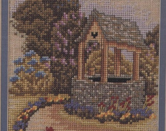 Wishing Well Counted Cross-Stitch Kit