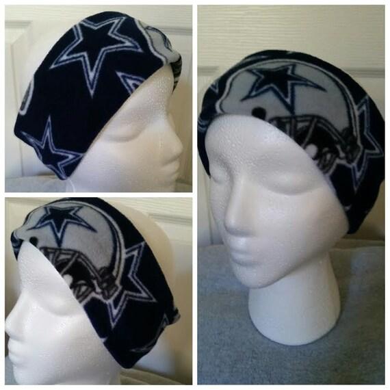 Dallas Cowboys Fleece Headband CowBoys Ear Warmers. Cowboys  c7b51787b9a
