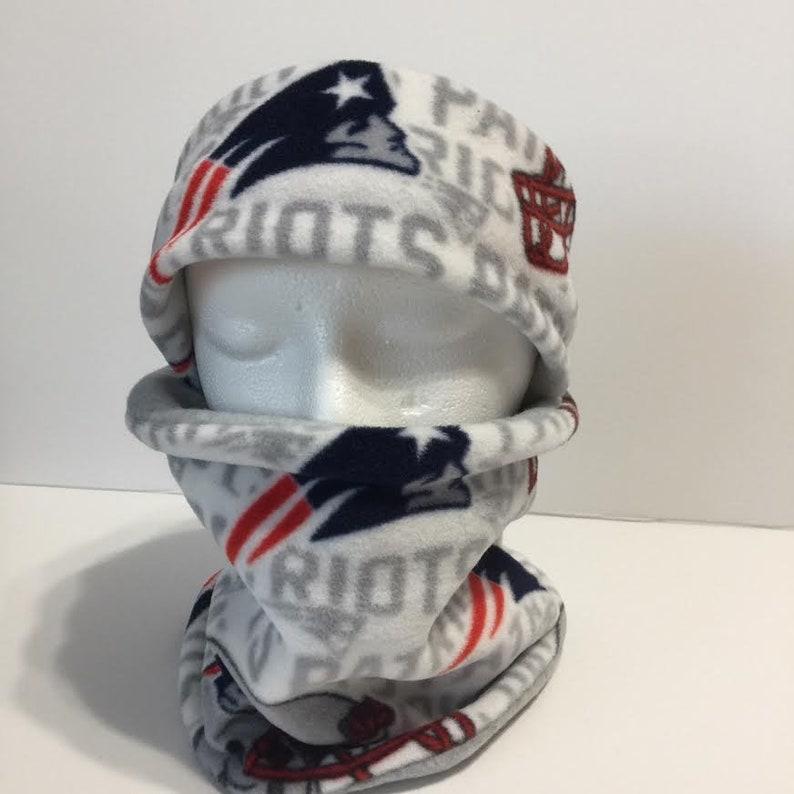 c410d92d New England Patriots Unisex Headband and Neck Warmer. Patriots Ear warmer.  Patriots Neck Warmer. Patriots Unisex Ear Muff. Patriots Headband
