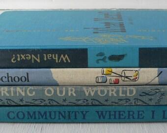 Elementary School Textbooks Etsy
