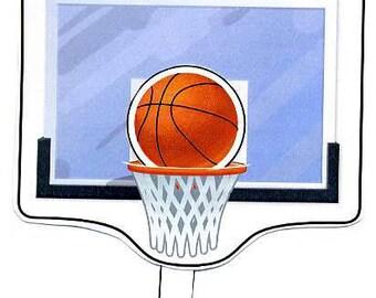 Basketball Invitation