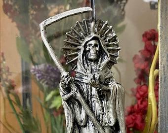 Santa Muerte Ornament