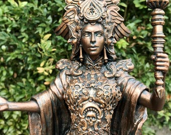 Hecate, Goddess of Witchcraft and Magic Statue