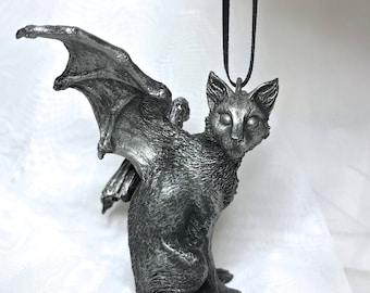 Fairy Cat Ornament